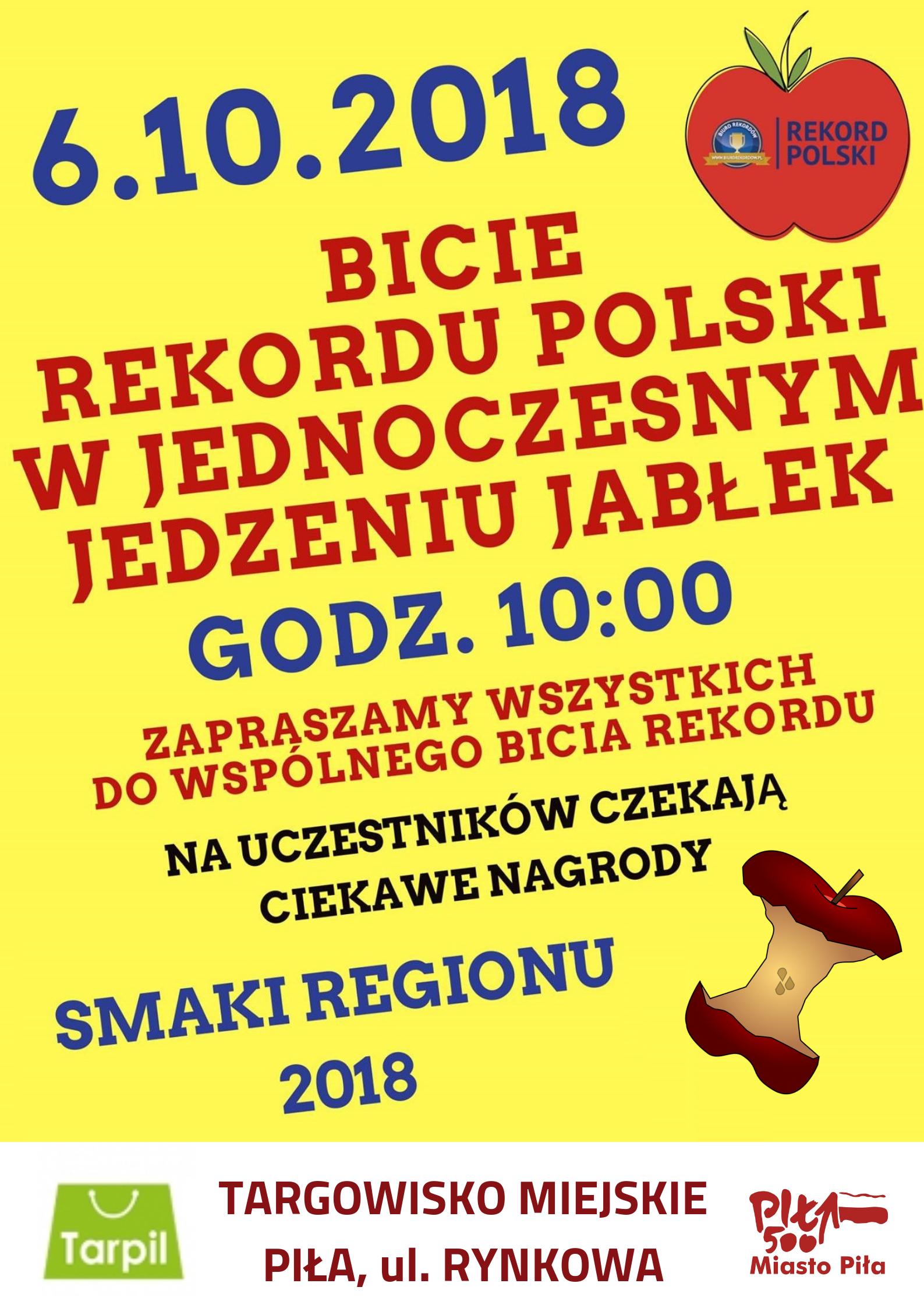 Bicie rekordu_jabłka