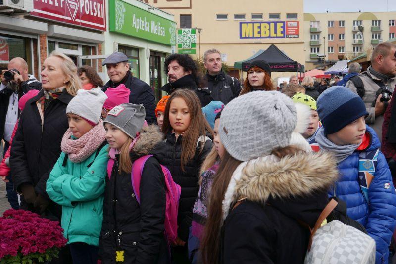 "Za nami inauguracja programu ""Poezja na targowisku"""
