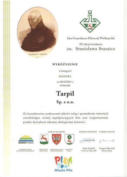 IX edycja Staszic 2012_13