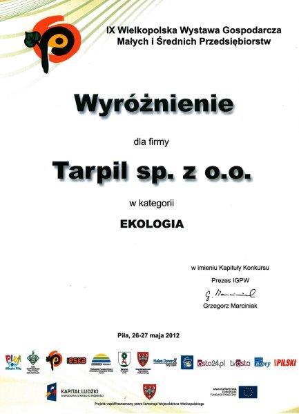 TARPIL_WYRÓZNIENIE