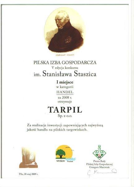 Vedycja Staszic 2008