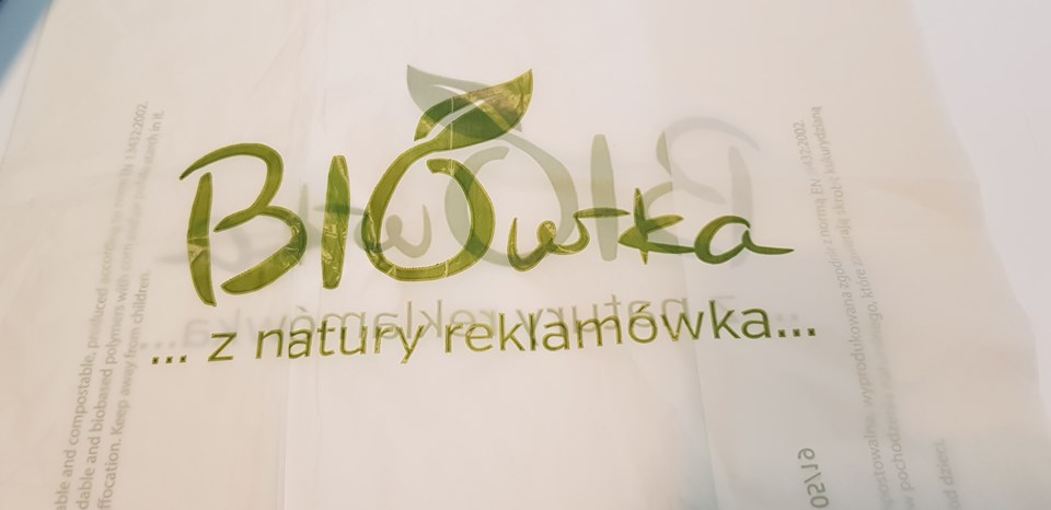 EKOLOGICZNIE – biodegradowalne opakowania