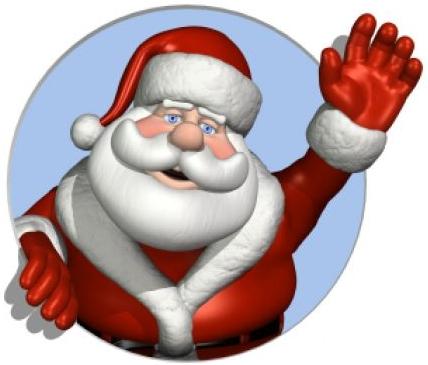 Każdy może zostać Świętym Mikołajem