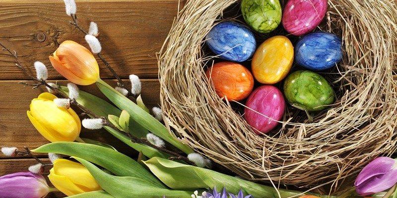Wesołych i pogodnych Świąt Wielkanocnych