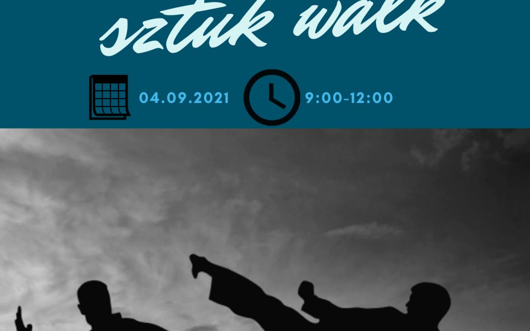 """Festiwal Sztuk Walki"" na targowisku"